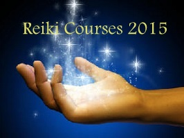 Reiki Courses 2015