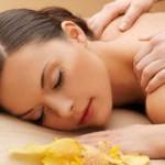 Aromatherapy Back Massage Treatment
