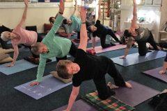 Yoga Class 3+