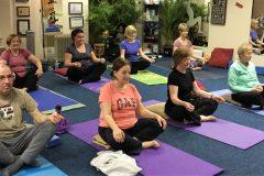 Yoga Students 2