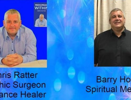 Joint Demonstration of Psychic Healing and Mediumship