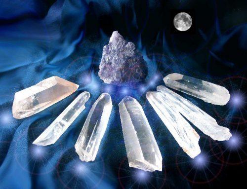 Lemurian Crystal Healing Workshop