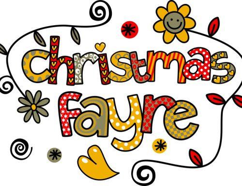 Christmas Fayre – Saturday 17th November