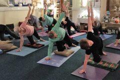 Yoga Class 4